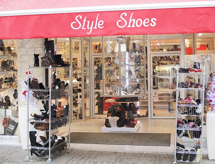 style shoes boutique